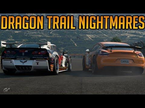 Gran Turismo Sport: Nightmares at Dragon Trail
