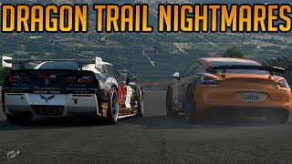 Gran Turismo Sport: Nightmares at Dragon Trail