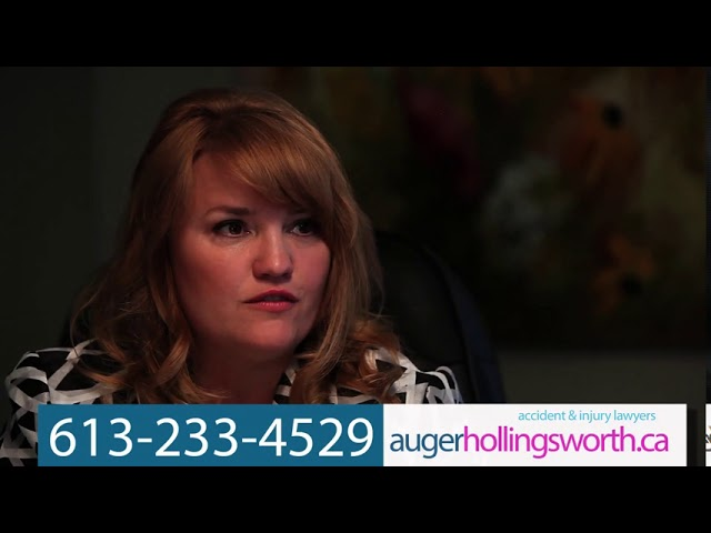 Ontario Personal Injury Lawyers Auger Hollingsworth
