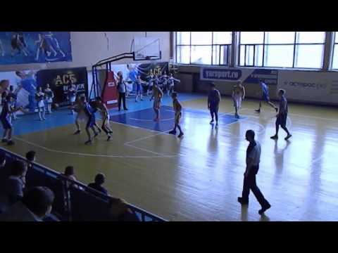 2015/04/07 14:00 Юнибаскет vs Рязань