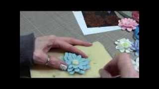 Flower Tutorial Needle Felting &  Give Away  3 21 14 Thumbnail