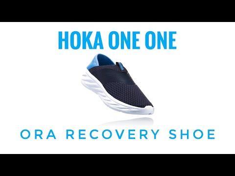 Hoka One One ORA RECOVERY SHOE обзор кроссовок для восстановления