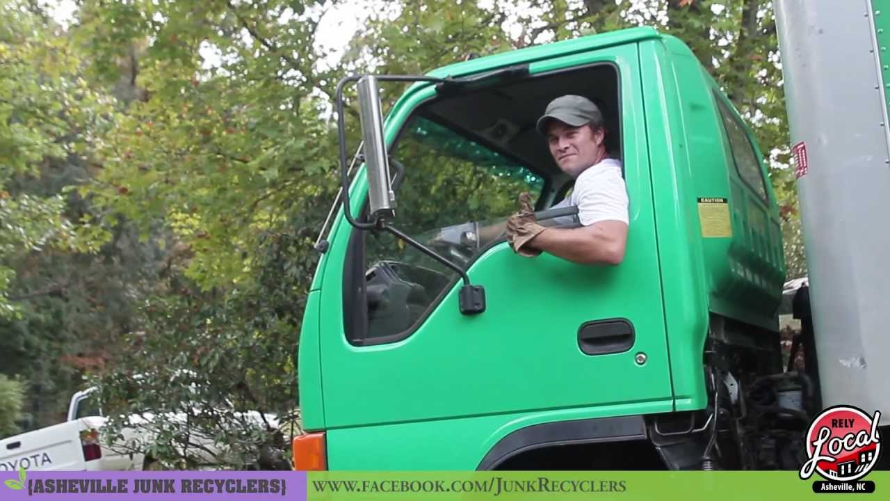 Junk Recyclers In Asheville Is The Best Removal Hauling And Debris Service