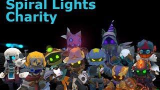 SKA: Spiral Lights (The power of will)