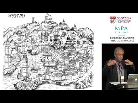 Conference: Exploring Maritime Heritage Dynamics - David Abu