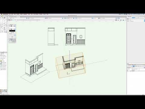 Elevations And Sections For TV & Film: Vectorworks 2018