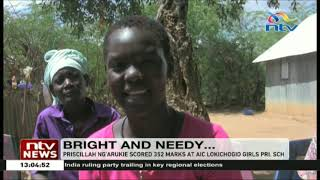 KCPE 2018 student who led in Turkana West lacks Secondary school fees