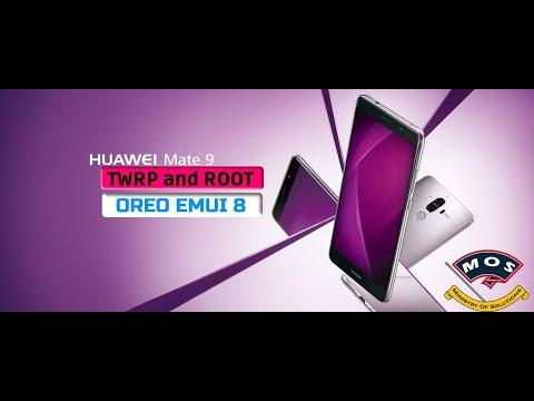 Huawei Mate 9 Root Oreo (MHA-L29 EMUI8.0)