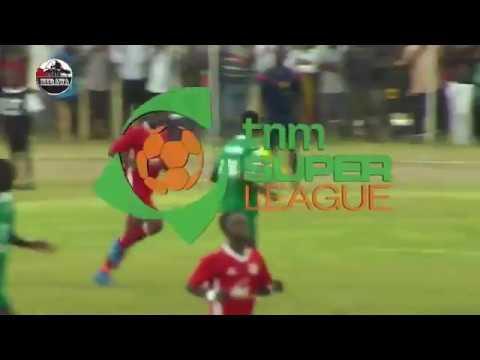 Nyasa Big Bullets VS TN Stars at Kasungu stadium in TNM Supe