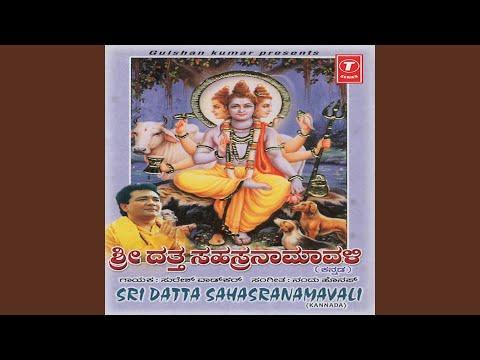 Sri Datta Sahasranamavali