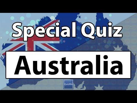 Australia Quiz   QuizMe