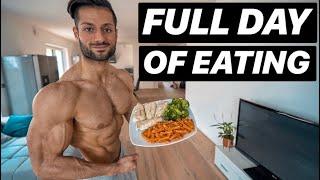 IIFYM Full Day Of Eating! | Richtung 5% KFA!