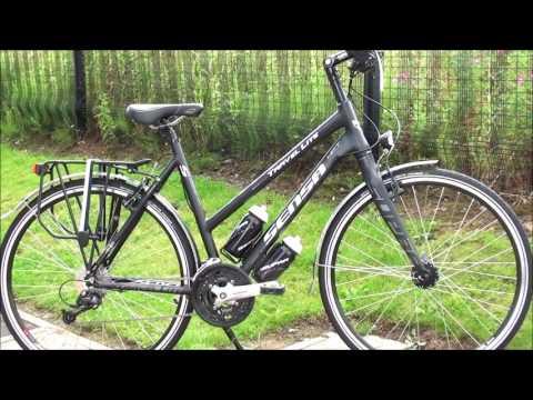 Sensa Womens Travel Lite Trekking Bike