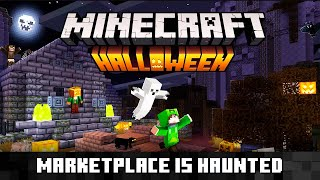 Halloween comes to the Minecraft Marketplace!