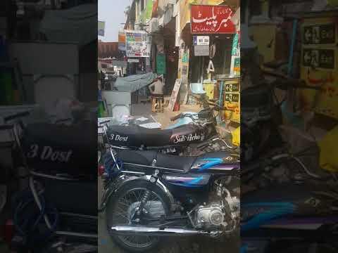 Aabpara market, Islamabad,Pakistan
