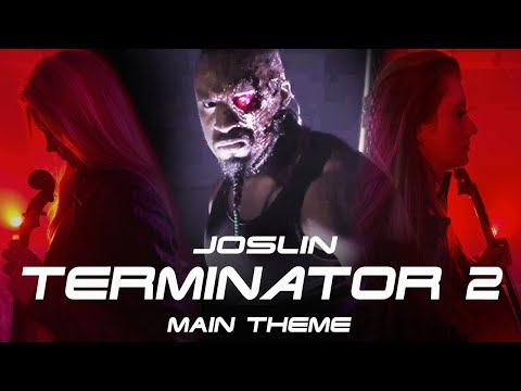 Terminator 2 - Judgement day theme (Cover) - Joslin