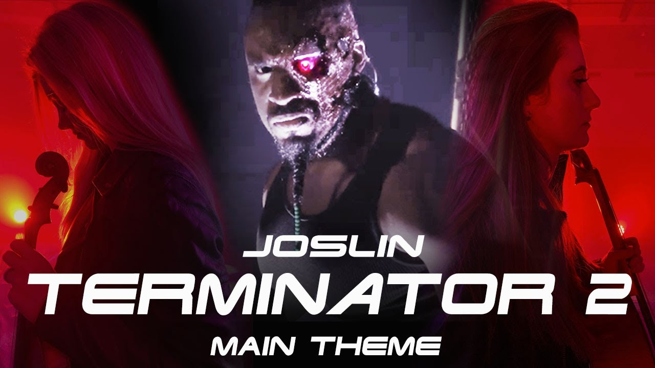 Terminator 2 - Main theme (Cover) - Joslin