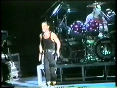 Kansas - Live - Fight Fire With Fire/Play The Game Tonight (Rosemont,Illinois)1996