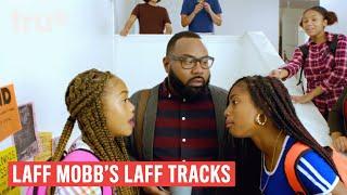 Laff Mobb's Laff Tracks - When God Tells You to Stop Teaching ft. Dave Helem | truTV