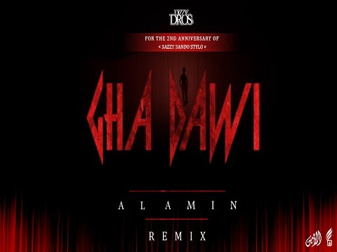 Dizzy DROS - Gha Dawi (Official Remix) (Produced by Al AMin)