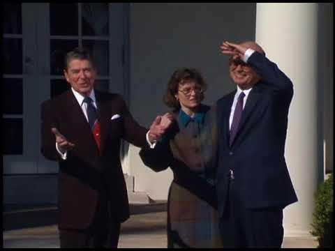 President Reagan's Photo Opportunities on October 18-20, 1988