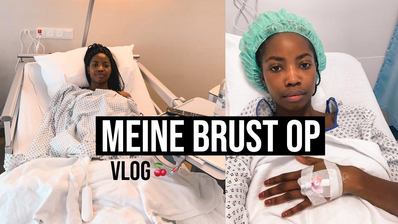 Brust OP: Meine Brustverkleinerung und die ersten Tage danach | Vlog