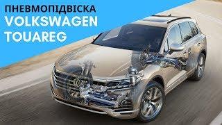 Пневмопідвіска Volkswagen Touareg | Volkswagen Центр Херсон