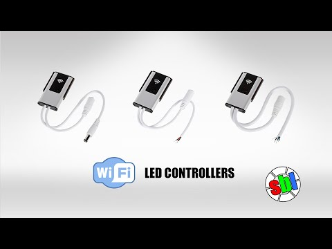 Using The Smart Life App With WiFi LED Controllers