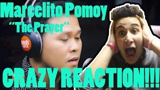 Marcelito Pomoy sings 'The Prayer' (Celine Dion/Andrea Bocelli) on Wish 107.5 Bus [CRAZY REACTION]