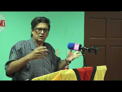 IAC Presentation at National Archives of Guyana Exhibition Week Pt 2