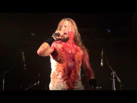 Tacit Fury - Live At Zal Ozhidaniya 02.08.2016
