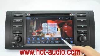 Video Car DVD player for BMW E39 E53 X5 DVD, GPS ,bluetooth radio ,TV (2002-2007) download MP3, 3GP, MP4, WEBM, AVI, FLV Juni 2018