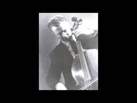 Beethoven - Cello sonata n°3 - Fournier / Schnabel