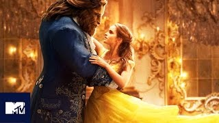 Beauty And The Beast BEHIND THE SCENES With Emma Watson And Dan Stevens | MTV Movies