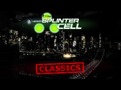 SPLINTER CELL CLASSICS: NEW YORK PENTHOUSE + New Splinter Cell Game Talk