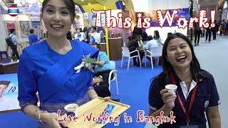 Thaifex Asian Food Exhibition Must See Bangkok Thailand