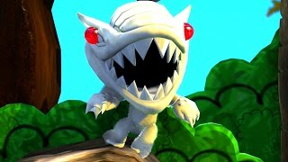 LittleBigPlanet 3 - Mini Indominus Rex Having Fun in Dinosaur Island - LBP3 Jurassic World
