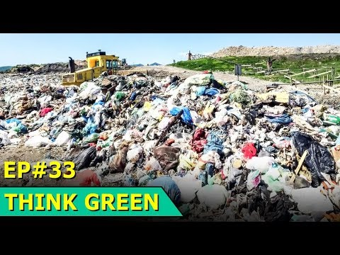 Houses Of The Future | Australia Waste | Climate Change Student Feature | Think Green : Episode 33