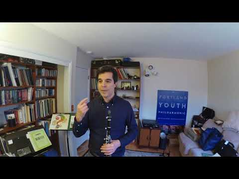 Clarinet Fundamentals: Articulation: Part 4, Second Staccato Exercise
