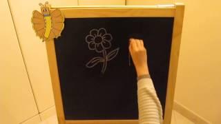F: Impara l'alfabeto giocando - Alfabeto italiano per Bambini