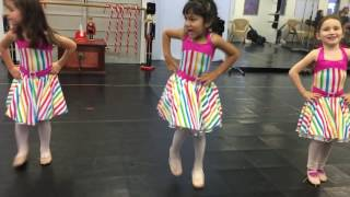 Junior Ballet Dance Performance.