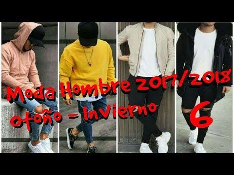 MODA HOMBRE OTO�O - INVIERNO 2017/2018 (TENDENCIAS) (Parte 6)