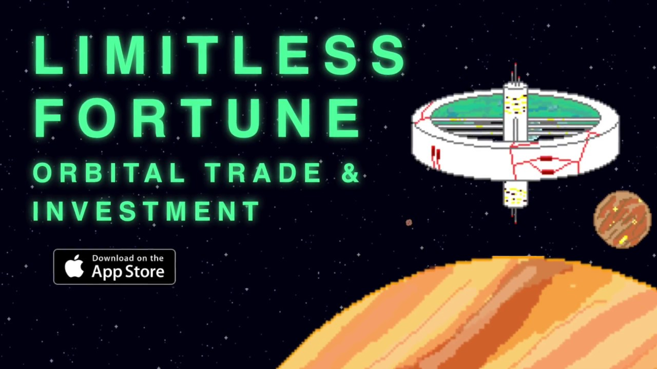 Trailer Limitless Fortune Orbital Trade And Investment 2017 Trailer Youtube