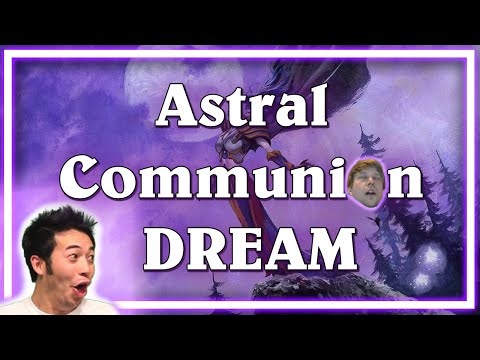 Savjz: The Astral Communion DREAM
