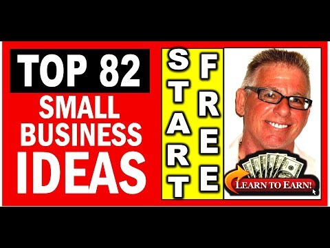 Best 82 Small Home Business Ideas
