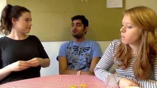 British People Try American Food!
