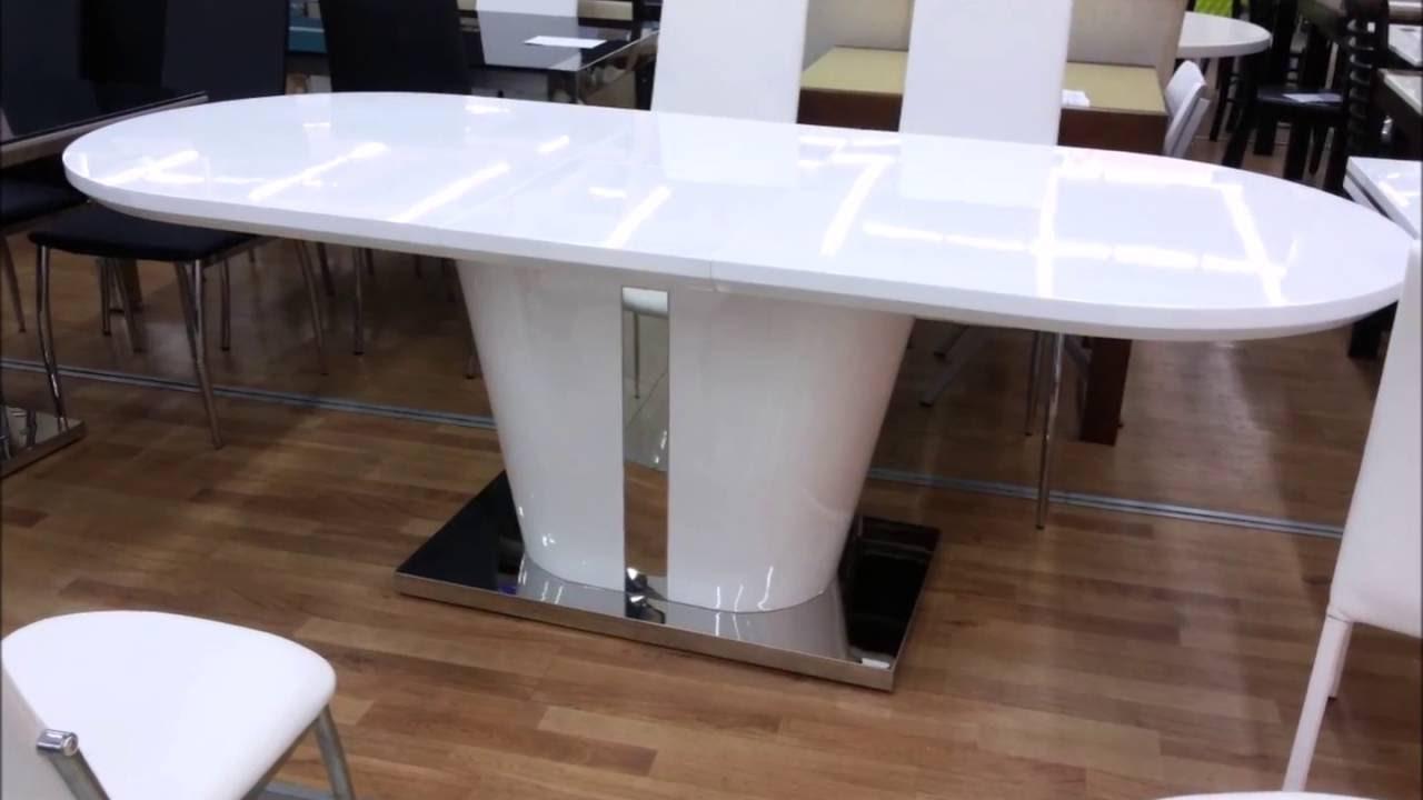 Наш каталог 360. Ру предлагает заказать белый глянецевый кухонный стол у официальных представителей бренда. Тем самым вы: сможете купить белый глянцевый стол на кухню по лучшей цене; в нашем каталоге собраны белые глянецевые кухонные столы на фото высокого разрешения, что.