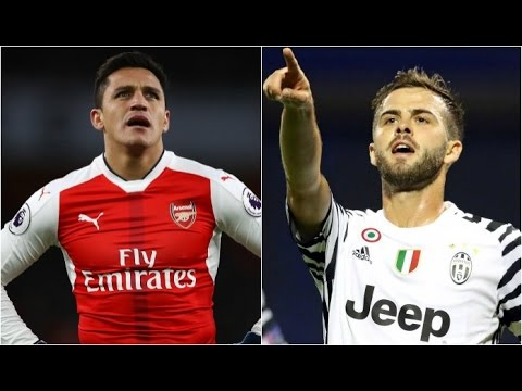 Juve Want Arsenal To Swap Alexis For Miralem Pjanić! | AFTV Transfer Daily