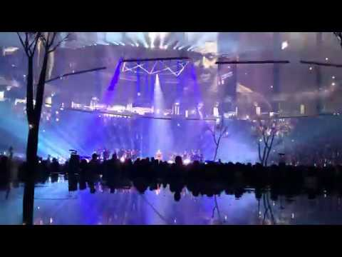 Justin Timberlake -Man Of The Woods Tour - My Love (Intro With The Weeknd) Toronto Night 2