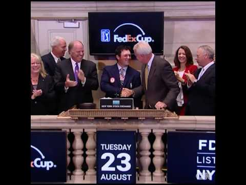 NYSE gavel flies into crowd